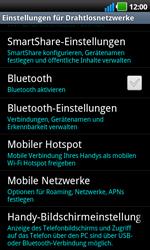 LG P970 Optimus Black - Ausland - Auslandskosten vermeiden - Schritt 7