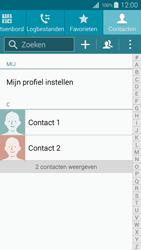 Samsung I9195i Galaxy S4 mini VE - Contacten en data - Contacten kopiëren van toestel naar SIM - Stap 4
