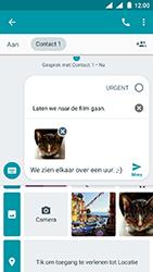 Nokia 3 - Android Oreo - MMS - Afbeeldingen verzenden - Stap 18
