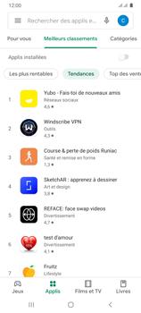 Samsung Galaxy A31 - Applications - Télécharger une application - Étape 10