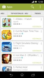 Sony Xperia L - Apps - Herunterladen - 1 / 1