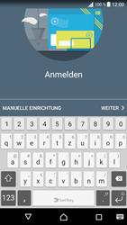 Sony Xperia XA - E-Mail - Manuelle Konfiguration - Schritt 9