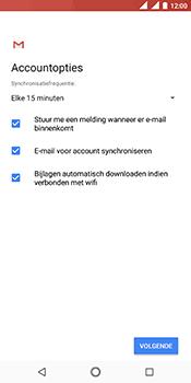 Nokia 5.1 - E-mail - e-mail instellen (outlook) - Stap 10