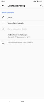 Sony Xperia 5 - Bluetooth - Verbinden von Geräten - Schritt 8