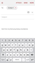 Samsung J500F Galaxy J5 - E-mail - Sending emails - Step 8