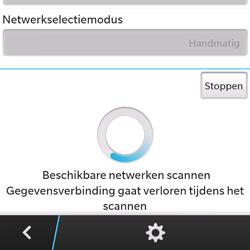 BlackBerry Q5 - netwerk en bereik - gebruik in binnen- en buitenland - stap 8