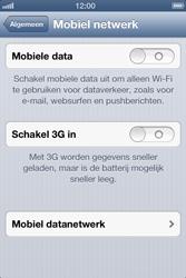 Apple iPhone 4 (iOS 6) - internet - handmatig instellen - stap 5