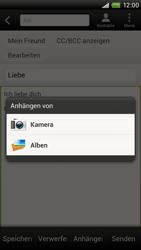 HTC One X - E-Mail - E-Mail versenden - 11 / 16