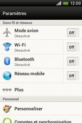 HTC A320e Desire C - Internet - configuration manuelle - Étape 5
