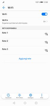 Huawei P20 Lite - WiFi - Configurazione WiFi - Fase 6