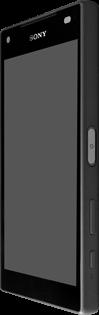 Sony Xperia Z5 Compact - Premiers pas - Découvrir les touches principales - Étape 7