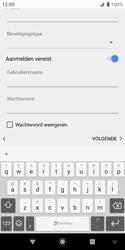 Sony xperia-xz2-compact-h8314-android-pie - E-mail - Account instellen (POP3 met SMTP-verificatie) - Stap 19
