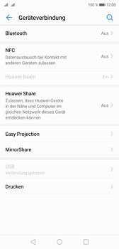 Huawei P20 - Bluetooth - Geräte koppeln - 6 / 11