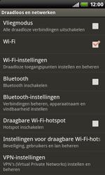 HTC S510b Rhyme - wifi - handmatig instellen - stap 6