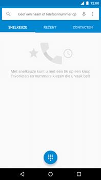 Motorola Moto X Style - Voicemail - Handmatig instellen - Stap 4