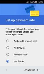 Samsung J120 Galaxy J1 (2016) - Applications - Create an account - Step 19