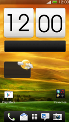 HTC One X - Getting started - Installing widgets and applications on your start screen - Step 7