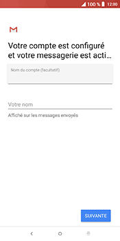 Alcatel 3L - E-mails - Ajouter ou modifier un compte e-mail - Étape 20