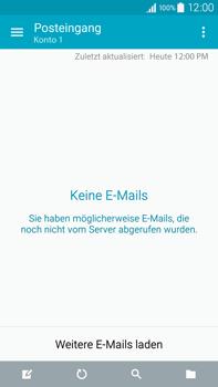 Samsung N910F Galaxy Note 4 - E-Mail - Konto einrichten (yahoo) - Schritt 10