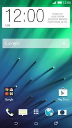 HTC Desire 820 - E-mails - Ajouter ou modifier un compte e-mail - Étape 1