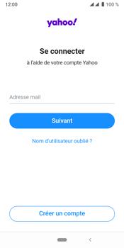 Crosscall Core X4 - E-mails - Ajouter ou modifier votre compte Yahoo - Étape 8