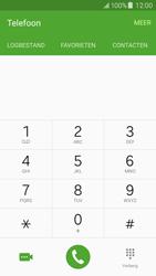 Samsung J500F Galaxy J5 - Voicemail - Handmatig instellen - Stap 4