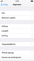 Apple iphone-5s-ios-12 - Software updaten - Update installeren - Stap 4
