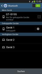 Samsung I9195 Galaxy S4 Mini LTE - Bluetooth - Geräte koppeln - Schritt 10