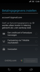 Sony Xperia E4g (E2003) - Applicaties - Account aanmaken - Stap 17