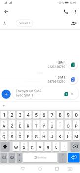 Huawei P30 Pro - Contact, Appels, SMS/MMS - Envoyer un MMS - Étape 7