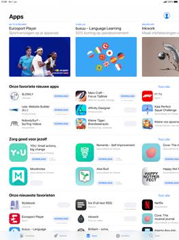 Apple ipad-pro-12-9-2nd-generation-ios-12 - Applicaties - Downloaden - Stap 6