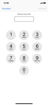 Apple iPhone XS - Beveiliging - Stel de pincode voor je simkaart in - Stap 8