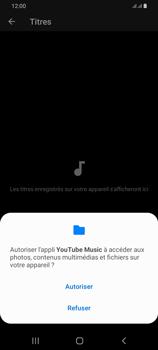 Samsung Galaxy A42 5G - Photos, vidéos, musique - Ecouter de la musique - Étape 7