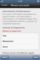 Apple iPhone 4 - Applicazioni - Configurazione del negozio applicazioni - Fase 13