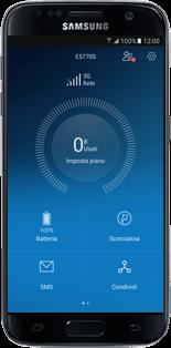 Huawei E5770 - Operazioni iniziali - Come connettere il modem allo smartphone o al tablet - Fase 14
