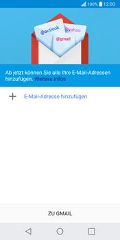 LG Q6 - E-Mail - Konto einrichten (gmail) - Schritt 5