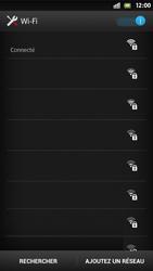 Sony Xperia S - WiFi - Configuration du WiFi - Étape 8