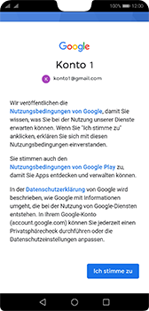 Huawei P20 - Android Pie - E-Mail - 032a. Email wizard - Gmail - Schritt 10