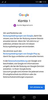Huawei P20 - Android Pie - E-Mail - Konto einrichten (gmail) - Schritt 10