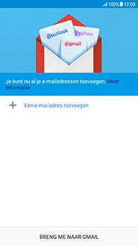 Samsung Galaxy J7 (2017) - E-mail - handmatig instellen (gmail) - Stap 6