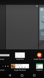 Sony Xperia Z5 Compact - Startanleitung - Installieren von Widgets und Apps auf der Startseite - Schritt 5
