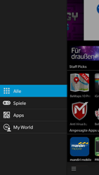 BlackBerry Leap - Apps - Herunterladen - 1 / 1