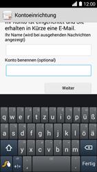 Huawei Ascend Y530 - E-Mail - Konto einrichten - Schritt 20