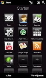 HTC T5353 Touch Diamond II - Bluetooth - Headset, carkit verbinding - Stap 3
