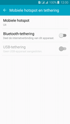 Samsung Galaxy J3 (SM-J320FN) - WiFi - Mobiele hotspot instellen - Stap 5