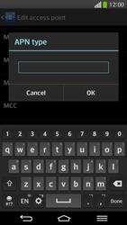 LG D955 G Flex - MMS - Manual configuration - Step 14
