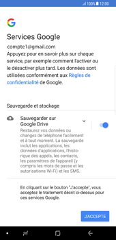 Samsung Galaxy Note 8 - E-mail - 032a. Email wizard - Gmail - Étape 11