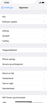 Apple iPhone XR - apps - apps afsluiten - stap 6