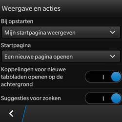 BlackBerry Q10 - Internet - handmatig instellen - Stap 19