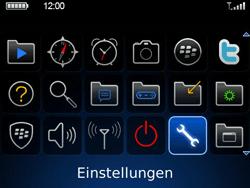 BlackBerry Bold - Fehlerbehebung - Handy zurücksetzen - 5 / 11